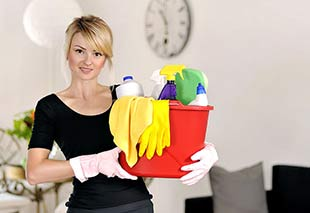 Get a 5 star cleaner